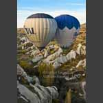 balloon pair in valley